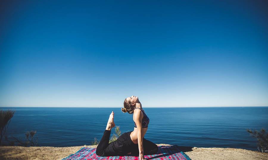 Yoga Games Hälsomässa 2021 Malmö
