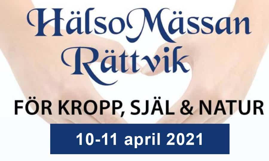 Hälsomässan i Rättvik 2021