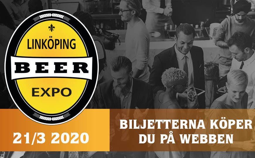 linköping beer expo ölmässa
