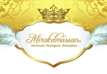 Besök Mirakelmässan i Östersund den 15-16 juni