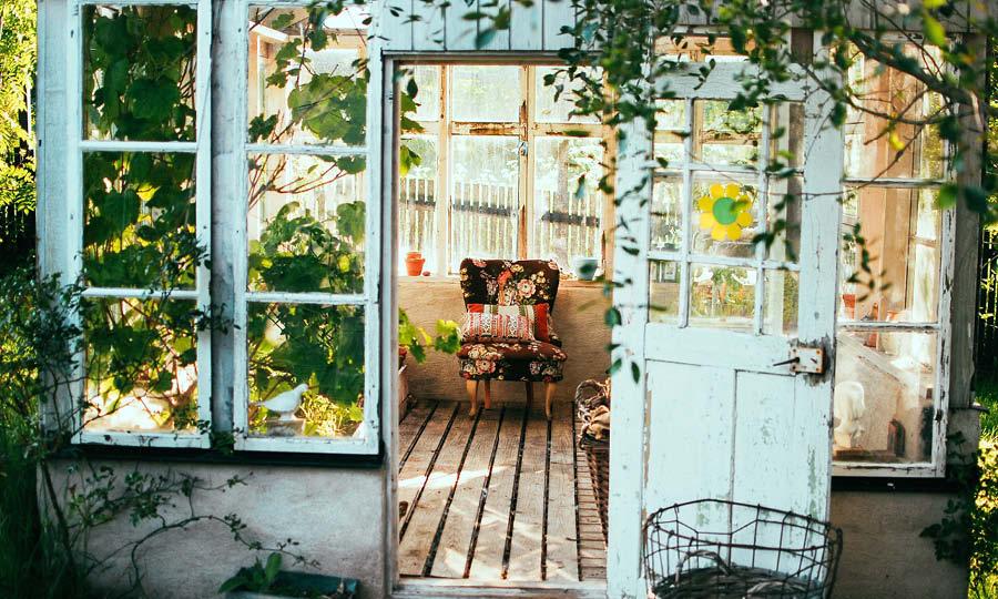 Byggnadsvård & Trädgård 2020