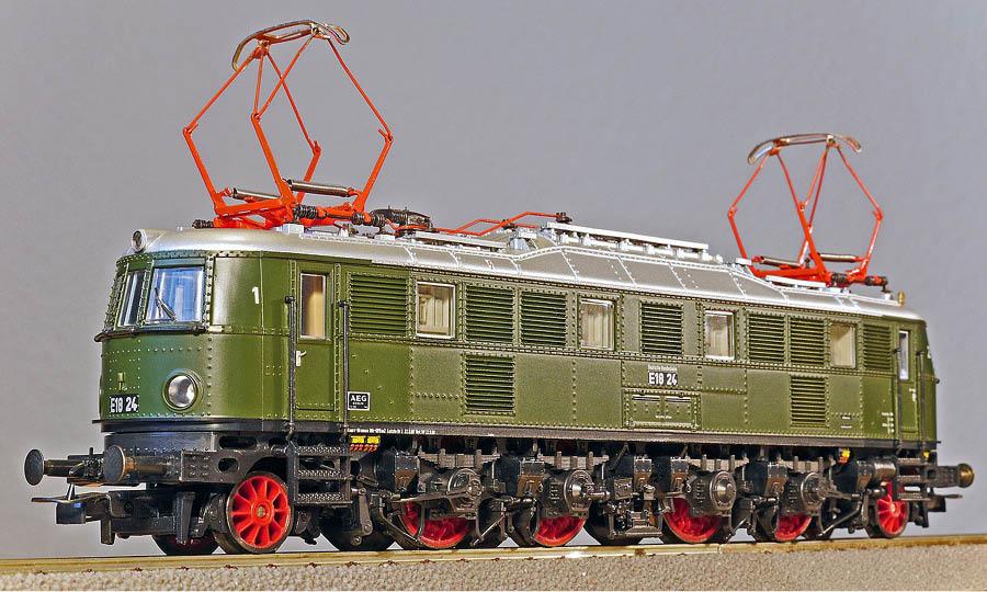Modelltågmässan i Trollhättan 2020