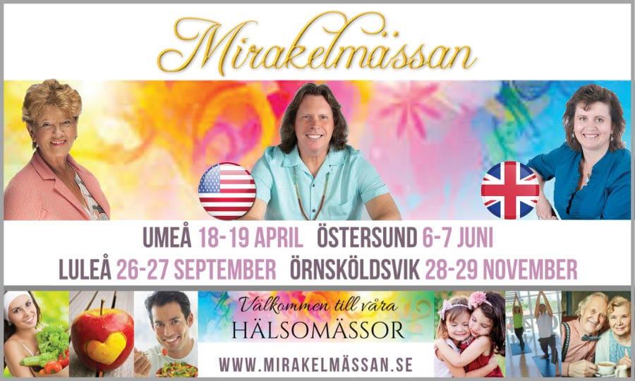 Mirakelmässan 2020 Umeå