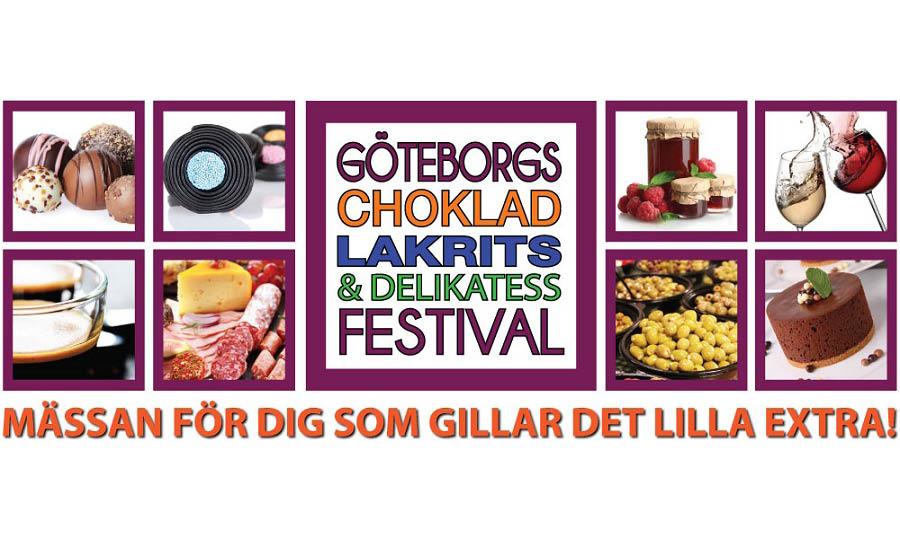 Göteborgs Choklad, Lakrits Delikatess & Dryckessmässa 2020