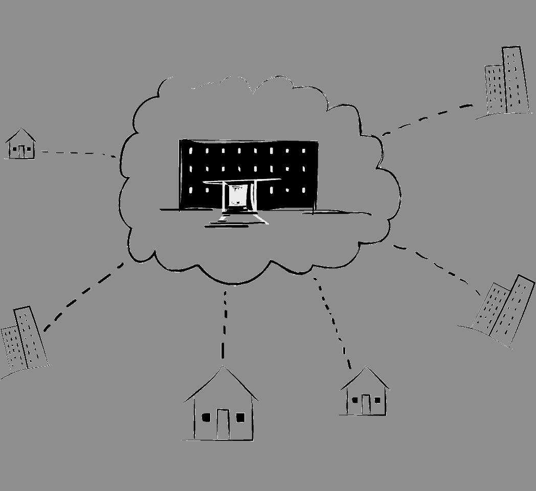 arrangera virtuellt