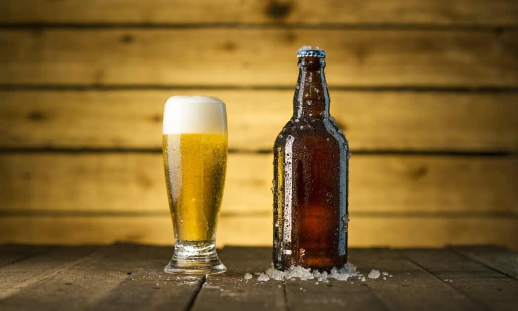 Beer & Fine Spirits