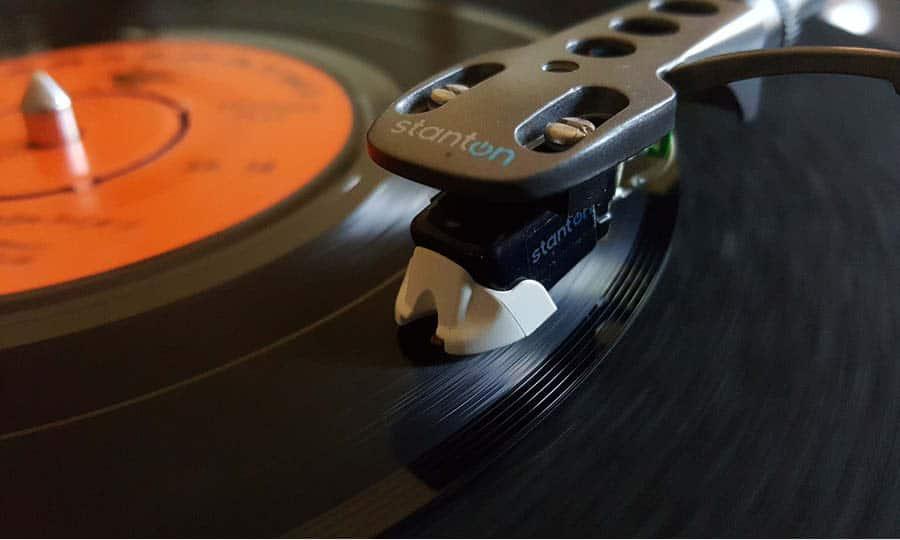 Spritans Vinyl och Vintagemässa 2021