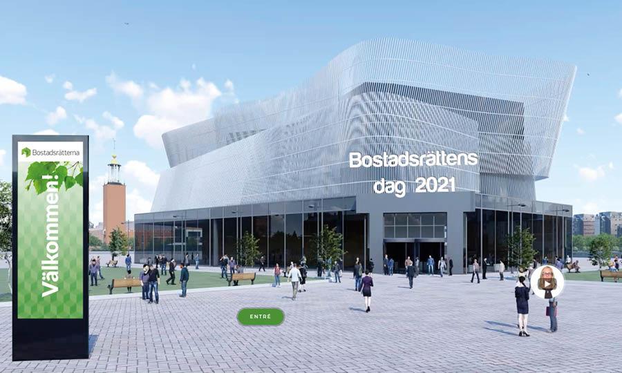 Bostadsrättens Dag 2021 Digital