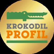 Krokodil Profil